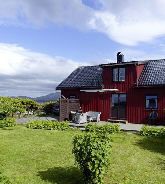 Angelreisen Norwegen 41912 Bergtun Hytter Ansicht2