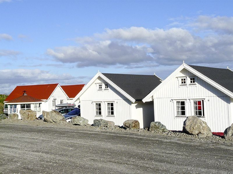 Angelreisen Norwegen 41921-41922 Betten Rorbuer Ansicht