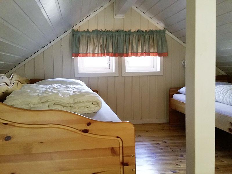 Angelreisen Norwegen 41921-922 Betten Rorbuer schlafen2