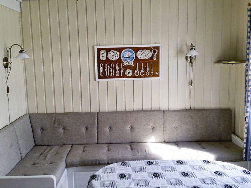 Angelreisen Norwegen 41921-922 Betten Rorbuer wohnen
