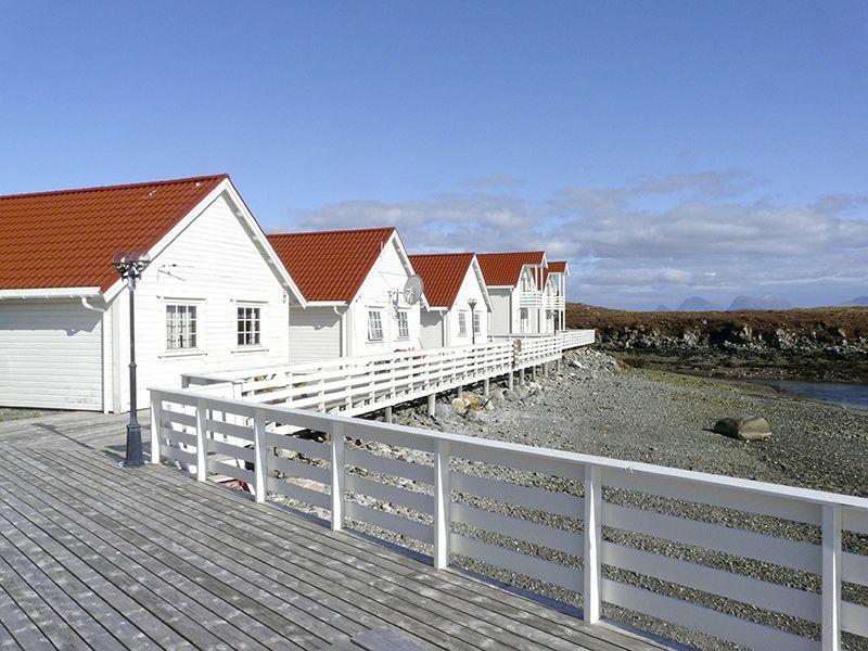 Angelreisen Norwegen 41923-925 Betten Rorbuer Ansicht