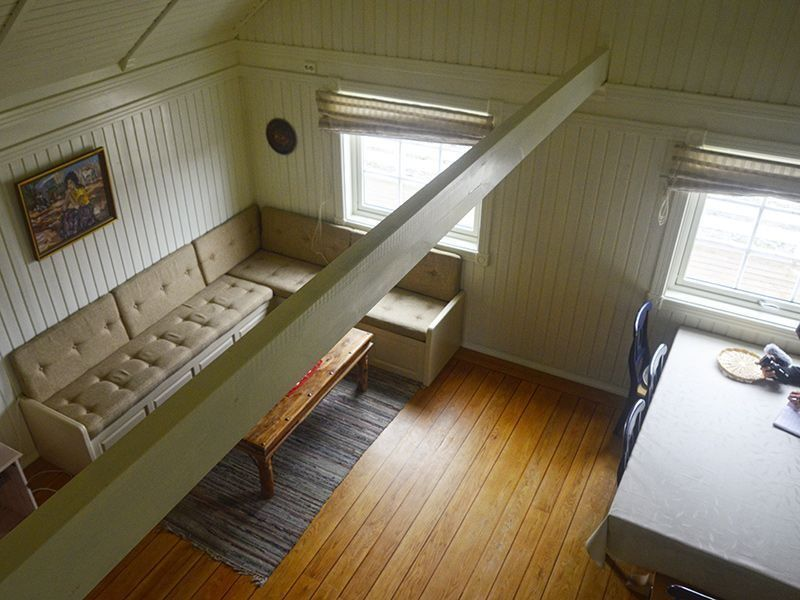 Angelreisen Norwegen 41923-41925 Betten Rorbuer Wohnen