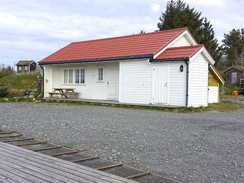Angelreisen Norwegen 41926 Betten Rorbuer Ansicht