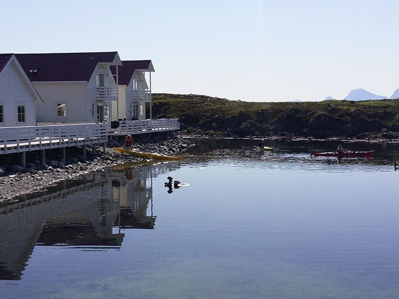 Angelreisen Norwegen 41927-41928 Betten Rorbuer Ansicht