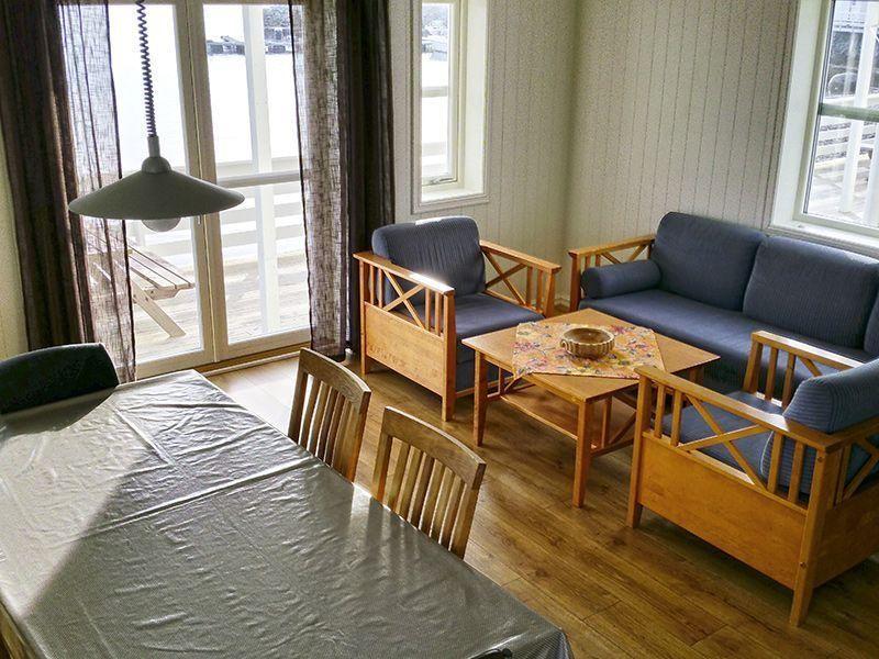 Angelreisen Norwegen 41927-928 Betten Rorbuer wohnen