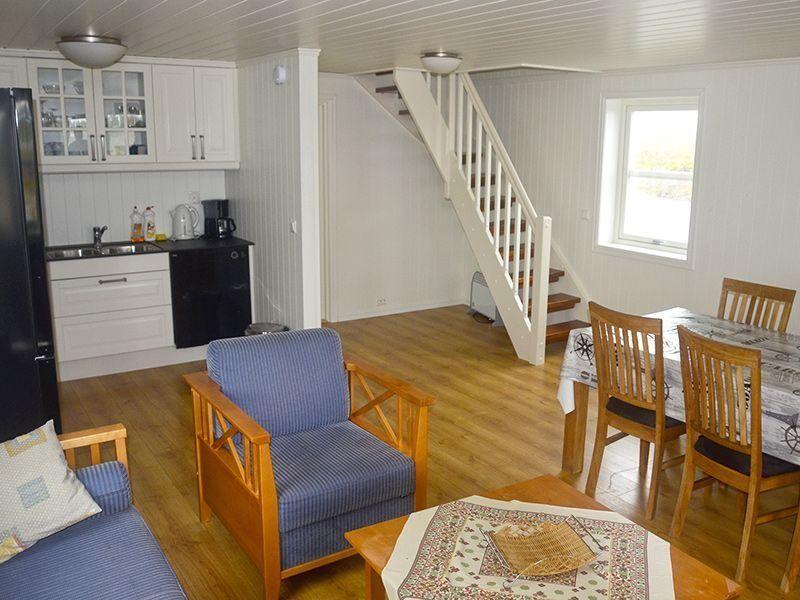 Angelreisen Norwegen 41927-928 Betten Rorbuer wohnen, essen
