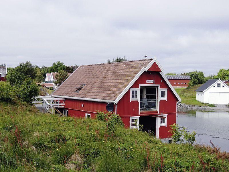 Angelreisen Norwegen 42010 Kjevikan Sjøferie Ansicht1