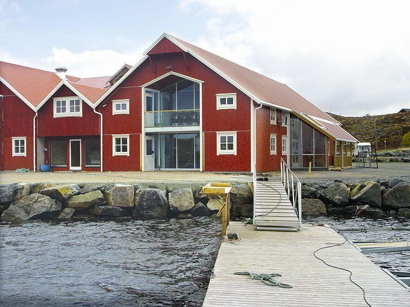 Angelreisen Norwegen 42035-039 Kjevikan Sjøferie Ansicht