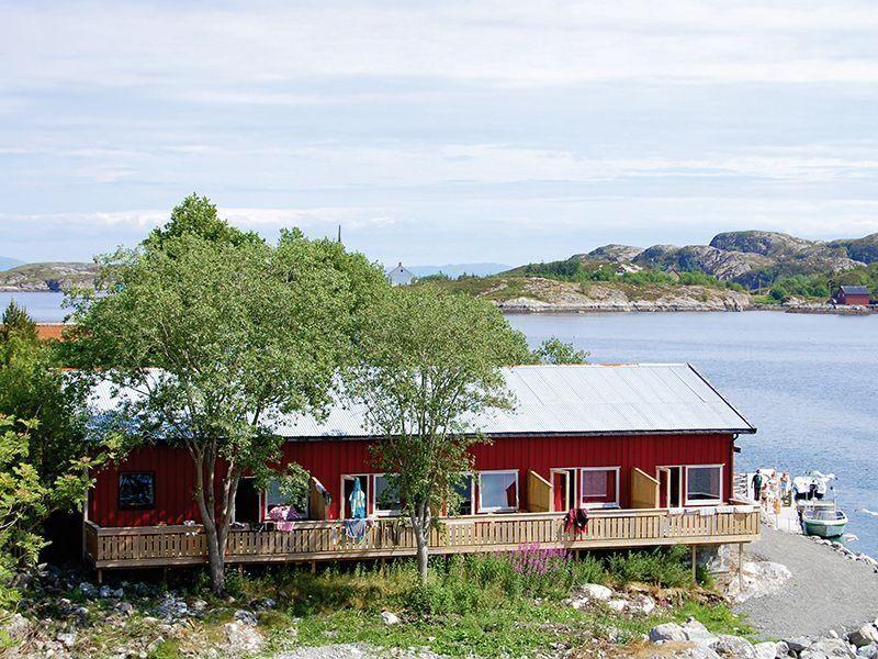 Angelreisen Norwegen 42041-42045 Seaside Apartments Ansicht