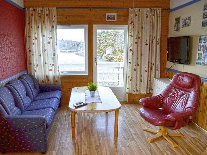 Angelreisen Norwegen 42041-42045 Seaside Apartments Wohnen