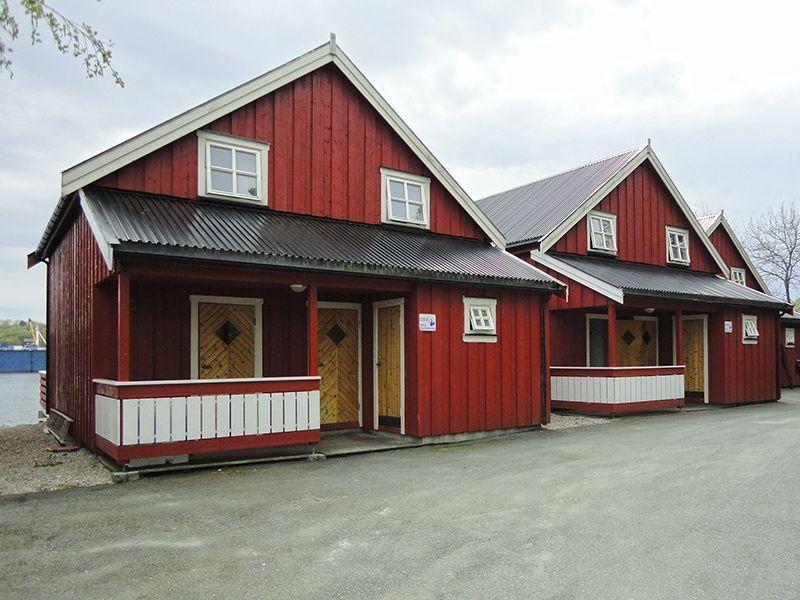 Angelreisen Norwegen 42091-093 Stadsvik Brygger Eingang