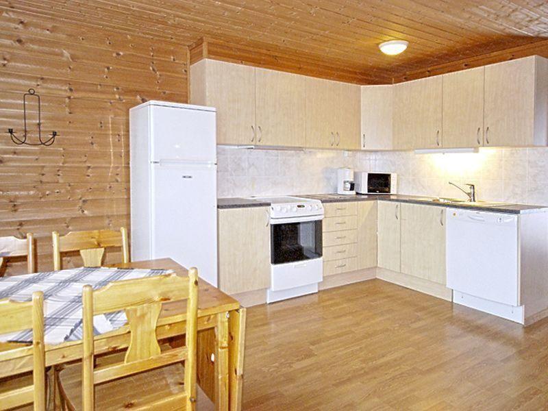 Angelreisen Norwegen 42091-093 Stadsvik Brygger Küche