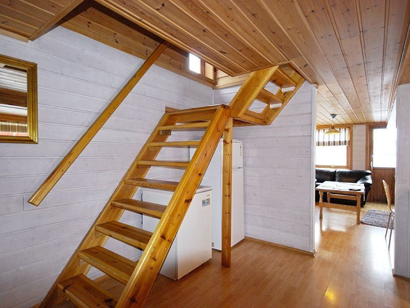 Angelreisen Norwegen 42130 Stadsvik Brygger Treppe