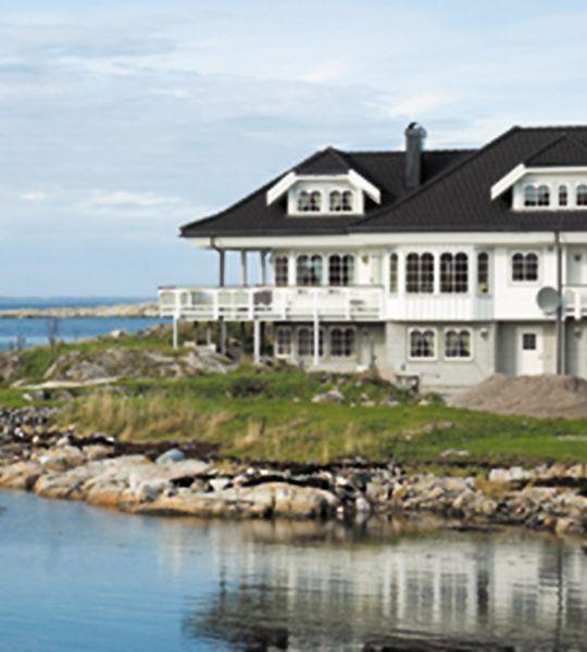 Angelreisen Norwegen 42160 Måsøval Ansicht