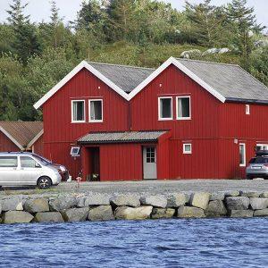 Angelreisen Norwegen 42181-184 Steinsjø Kvenvær Ansicht