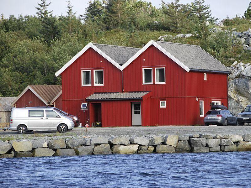 Angelreisen Norwegen 42181-42184 Steinsjø Kvenvær Ansicht
