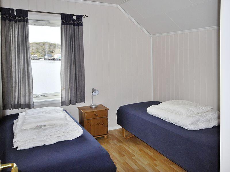 Angelreisen Norwegen 42181-42184 Steinsjø Kvenvær Schlafen