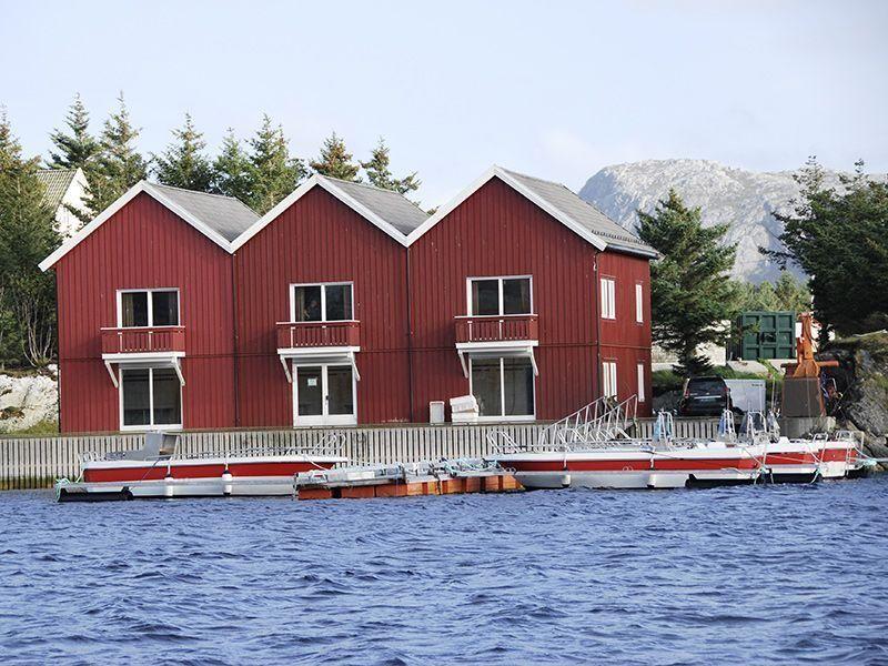 Angelreisen Norwegen 42185-42187 Steinsjø Kvenvær Ansicht