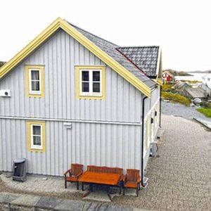 Angelreisen Norwegen 42191-42192 Steinsjø Kvenvær Ansicht