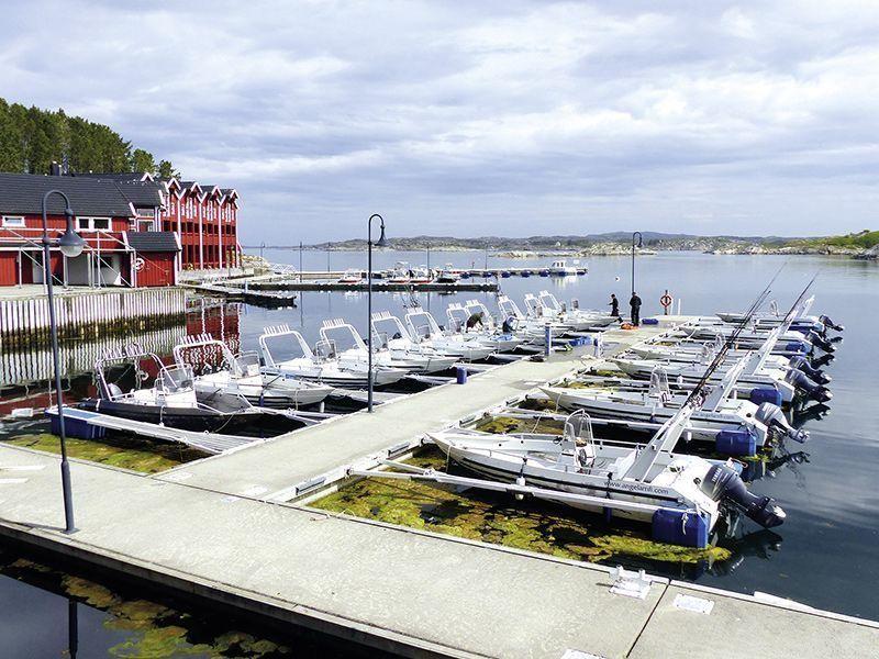 Angelreisen Norwegen 42201-42227 Angelamfi Hafen