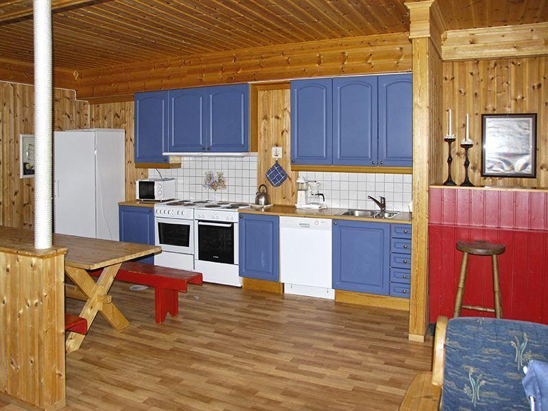 Angelreisen Norwegen 42203 Angelamfi Küche