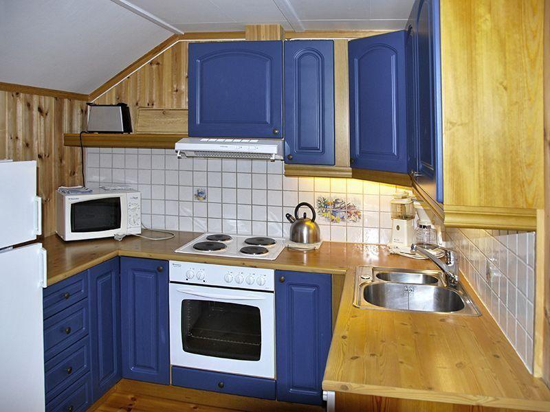 Angelreisen Norwegen 42204-206 Angelamfi Küche