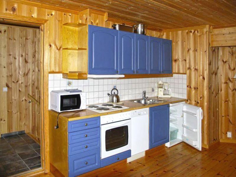 Angelreisen Norwegen 42207 Angelamfi Küche
