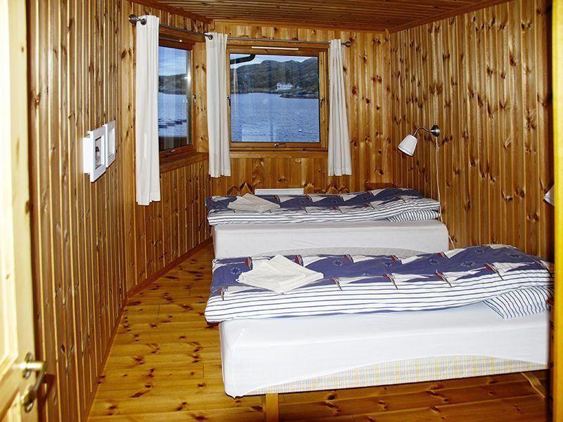 Angelreisen Norwegen 42207 Angelamfi schlafen