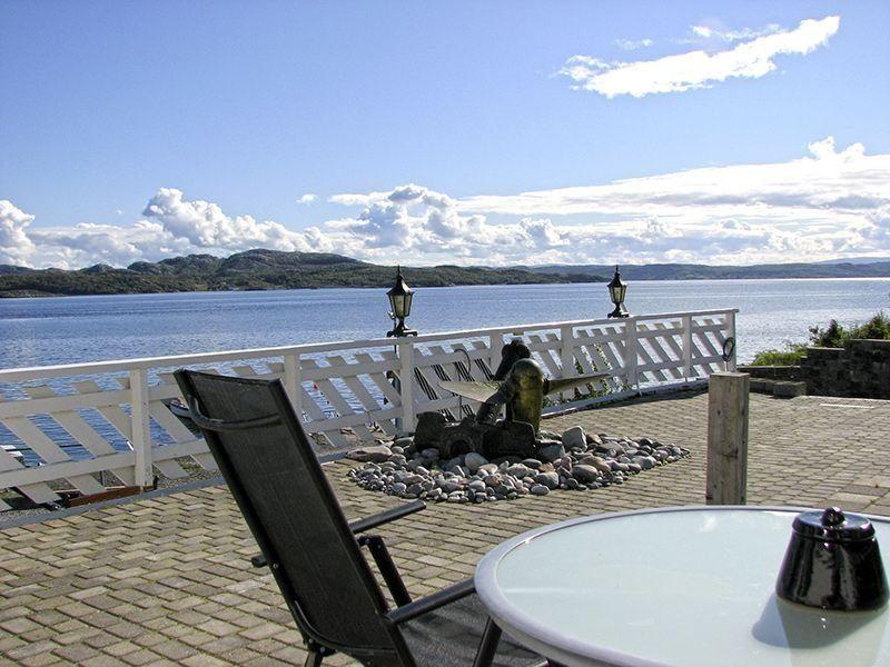 Angelreisen Norwegen 42261 Ansnes Aussicht