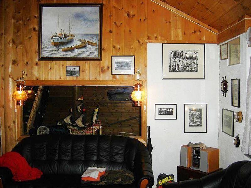 Angelreisen Norwegen 42261 Ansnes Wohnen