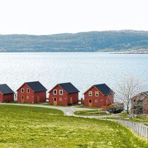 Angelreisen Norwegen 42301-42305 Refsnes Gesamtansicht