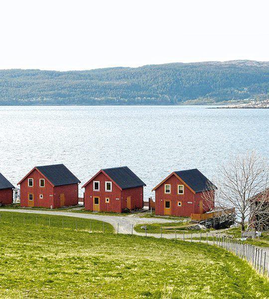 Angelreisen Norwegen 42301-305 Refsnes Gesamtansicht