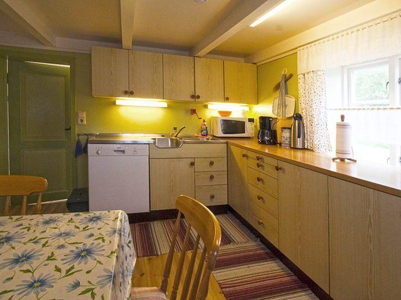 Angelreisen Norwegen 42306 Gangstøstranda Küche