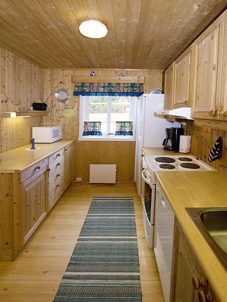 Angelreisen Norwegen 42307 Gangstøstranda Küche