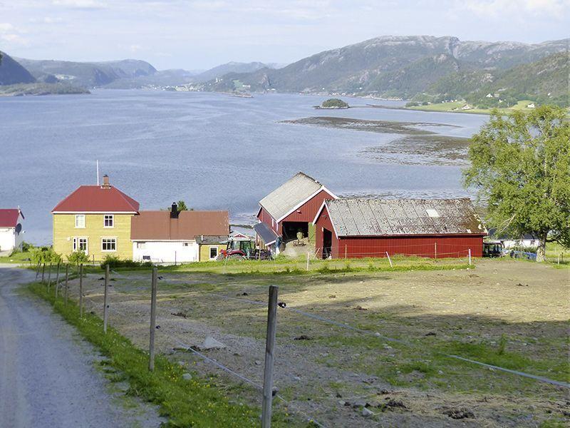 Angelreisen Norwegen 42308-42310 Gangstøstranda Ansicht
