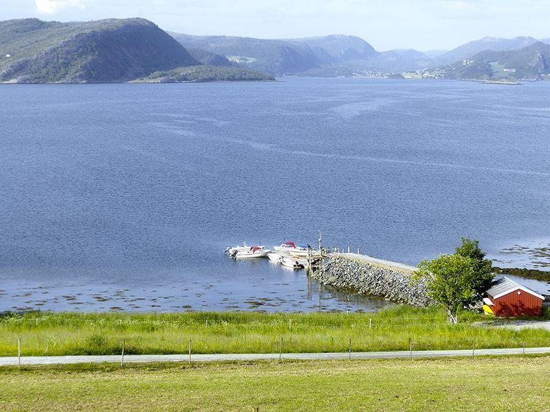 Angelreisen Norwegen 42306-310 Gangstøstranda Panorama