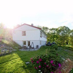 Angelreisen Norwegen 42308 Gangstøstranda Ansicht Haus