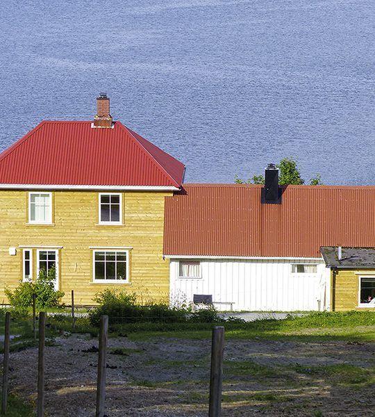 Angelreisen Norwegen 42310 Gangstøstranda Ansicht