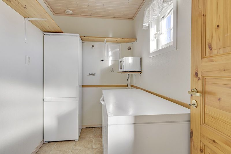 Angelreisen Norwegen 42321-42324 Rønsholmen Brygger Wirtschaftsraum