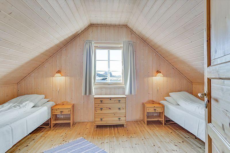 Angelreisen Norwegen 42321-42324 Rønsholmen Brygger Schlafen
