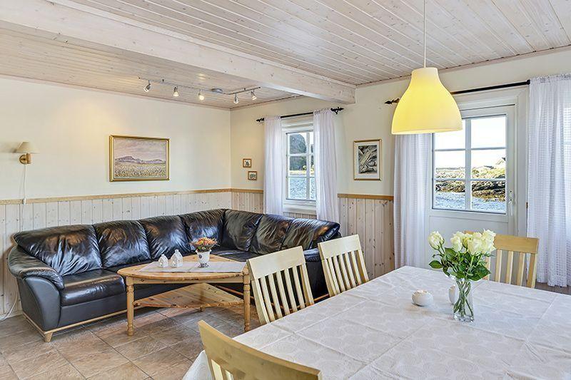 Angelreisen Norwegen 42325-326 Rønsholmen Brygger wohnen1