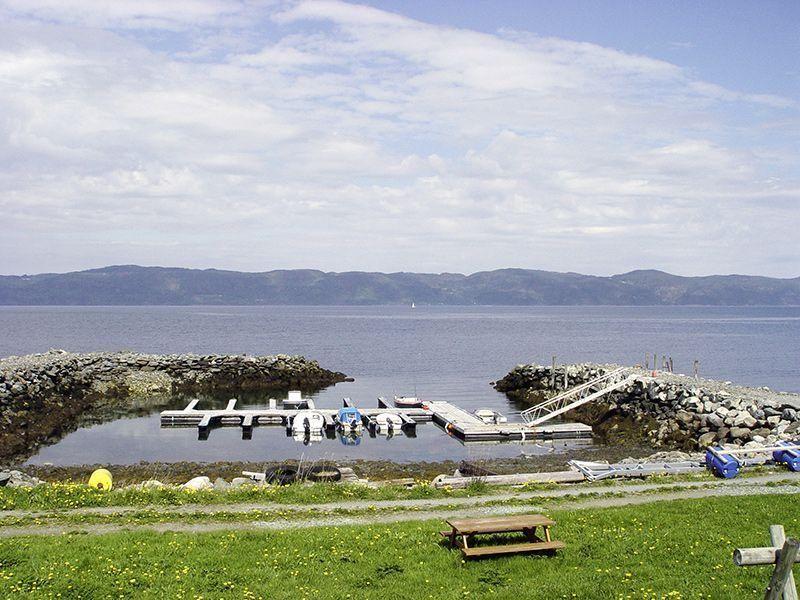 Angelreisen Norwegen 42331-335 Frosta Fjordbuer Hafen
