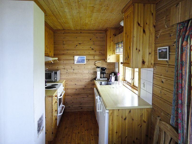 Angelreisen Norwegen 42331 Frosta Fjordbuer Küche