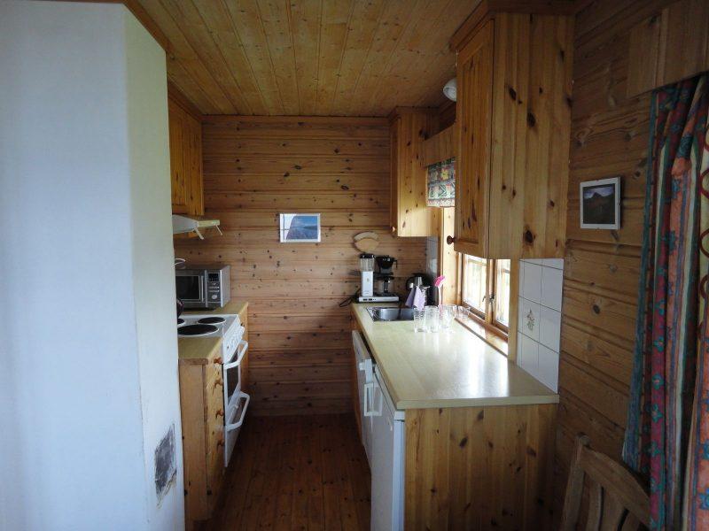 Angelreisen Norwegen 42332-333 Frosta Fjordbuer Küche