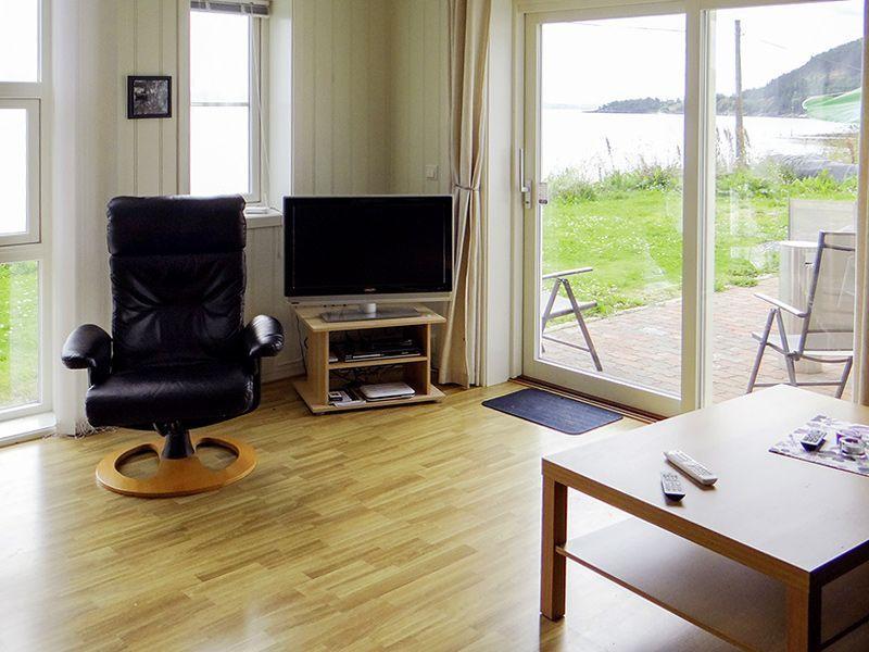 Angelreisen Norwegen 42341-342 Hindrum Fjordsenter wohnen1