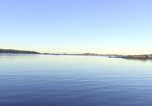 Angelreisen Norwegen 42351-42370 Nesvalen Rorbuer Aussicht