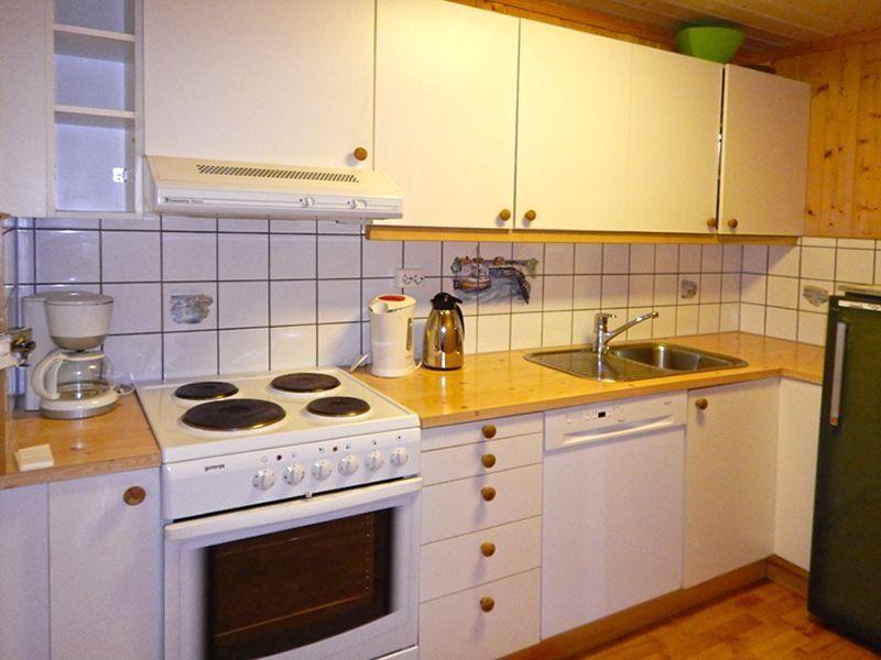 Angelreisen Norwegen 42381-42383 Seter Brygge Küche
