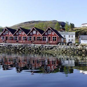 Angelreisen Norwegen 42401-42404 Bessaker Ansicht