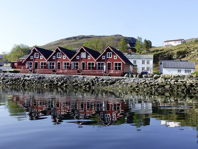 Angelreisen Norwegen 42401-404 Bessaker Ansicht