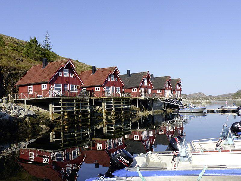Angelreisen Norwegen 42412-42415 Bessaker Ansicht